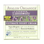 Avalon - Ultimate Moisture Cream Lavender 0654749353158  / UPC 654749353158