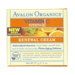 Avalon - Renewal Facial Cream Vitamin C 0654749453834  / UPC 654749453834