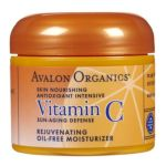 Avalon - Vitamin C Rejuvenating Oil-free Moisturizer 0654749453841  / UPC 654749453841