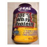 EAS -  100% Whey Protein Vanilla 5 lb 0657888090182