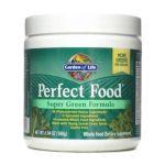 Garden of Life -  Perfect Food Super Green Formula 0658010111546