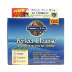 Garden of Life -  Perfect Cleanse Kit 1 kit 0658010112888