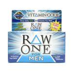 Garden of Life -  Raw One For Men 75 capsule 0658010114028