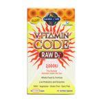 Garden of Life -  Vitamin Code Raw D3 2000 Iu 60 capsule 0658010114134