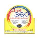 Garden of Life -  Diet 360 90 caplets 0658010114165