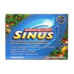 Garden of Life -  Immune Balance Sinus 60 Vegetarian Capsules 60 vegetarian capsule 0658010115858