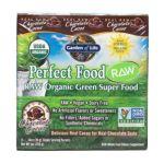 Garden of Life -  Food Raw Organic Chocolate Garden Of Life 15 Packet 0658010116190