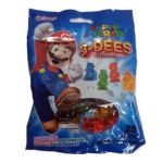Au'some Candies - Nintendo Super Mario 3 Dees Gummy Bag 21423 0660973114236  / UPC 660973114236