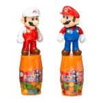 Au'some Candies - Candy Mario Barrel Candy Container Packages 0660973219702  / UPC 660973219702