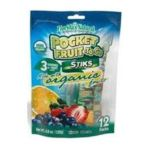 Au'some Candies - Florida's Natural Pocket Fruit-to-go Stiks 0660973281174  / UPC 660973281174