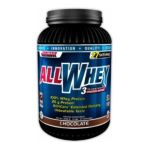 Allmax nutrition -  Allwhey 3 Stage Whey Protein Matrix Strawberry 2 lb 0665553200491
