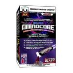 Allmax nutrition -  Aminocore Fruit Punch Blast 20 Sticks 20 sticks 0665553200620