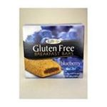 Glutino -  Gluten Free Breakfast Bars Blueberry 5 bars 0678523030714