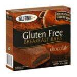 Glutino -  Breakfast Bars Chocolate 0678523030721