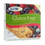 Glutino -  Organic Bars 0678523030905
