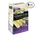 Glutino -  Gluten Free Breadsticks Pizza Flavor Box 0678523038352