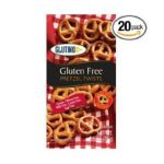 Glutino -  Pretzels Twists 0678523040041