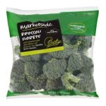 Great Value -  Broccoli Florets 0681131328845