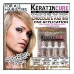 Great Value -  Brazilian Hair Treatment 1 Application Kit Cure Chocolate Max Bio Brazilian Formaldehyde Free 0681131687553