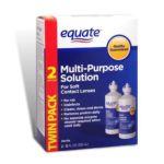 Equate -  Multi-purpose Contact Lenses Solution Each 0681131731898