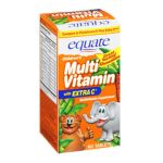 Equate -  Multivitamin Supplement With Extra C Chewables Children's Multivitamin 0681131865852