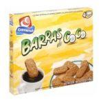 Gamesa -  Barras De Coco Coconut Flavored Cookies 0686700101300