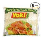 Yoki - Seasoned Manioc Flour 0690843250993  / UPC 690843250993