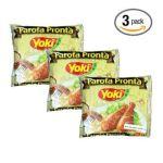 Yoki -  Seasoned Mandioc Flour 0690843251006