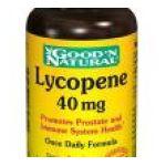 Good 'n Natural -  Lycopene Natural Carotenoid 40 mg, 60 softgels,60 count 0698138184800