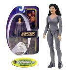 Diamond Select Toys -  Star Trek Deanna Troi Action Figure An Ee Exclusive 0699788175330