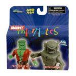 Diamond Select Toys -  Marvel Minimates Series 20 Professor Hulk & Abomination 0699788719183
