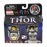 Diamond Select Toys -   None Minimates Series 39 Thor & Destroyer 0699788721889 UPC 69978872188