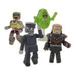 DC Direct -  Ghostbusters Minimates Series 4 Box Set 0699788728949