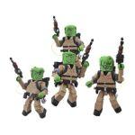 Diamond Select Toys -  Real Ghostbusters Series 3 Anti-ghostbusters Minimates Box 0699788730355