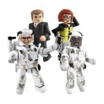 Diamond Select Toys -   None Ghostbusters Minimates Figures Series 3 Box Set 0699788810170 UPC 69978881017