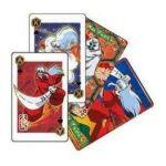 GE Animation -  Playing Cards Inu Yasha 0699858920013