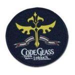 GE Animation -  Patch Code Geass Knight Of Britania Symbol 0699858942497