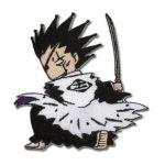 GE Animation -  Patch Bleach Chibi Kenpachi 0699858943319