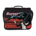 GE Animation -  Guyver Fighting Stance Messenger Bag 0699858954735
