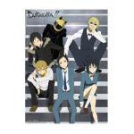 GE Animation -  Durarara On The Staircase Wall Scroll 0699858958481