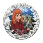 GE Animation -  Eden Of The Morimi Button 0699858967971