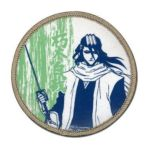 GE Animation -  Patch Bleach Byakuya Dull Color 0699858972357