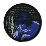 GE Animation -  Patch Death Note L 0699858972746