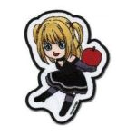 GE Animation -  Patch Death Note Chibi Misa 0699858972944