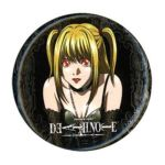 GE Animation -  Death Note Misa Button W Card Wall Scroll 0699858976676