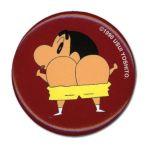 GE Animation -  Shin Chan Shin Butt-on Button 0699858976737