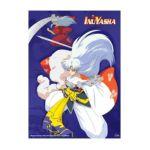 GE Animation -  Inuyasha And Sesshomaru Wall Scroll 0699858995301