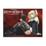 GE Animation -  Wall Scroll Death Note Misa Sitting Wall Scroll 0699858998616
