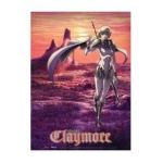 GE Animation -  Wall Scroll Claymore Clare Landscape Scenery Wall Scroll 0699858999019