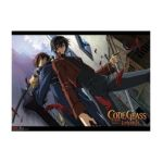 GE Animation -  Wall Scroll Code Geass Stand Off Wall Scroll 0699858999392